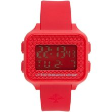 LRG Tree Search Watch, Red