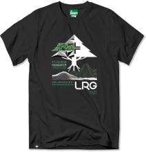 LRG Tree Tech Tee, Black