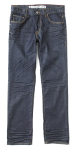 LRG True Straight Jeans, Ink Blue