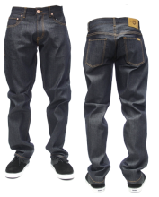 LRG True Straight Denim, Raw Indigo