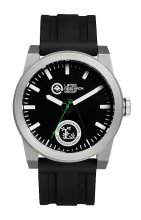 Lrg Volt Watch, Black & Silver