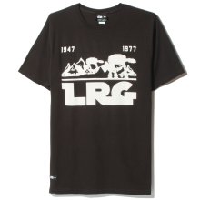 LRG X Star Wars At-At Motherland Tee, Black