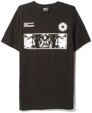 LRG X Star Wars The Empire Tee, Black