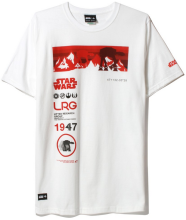 LRG X Star Wars The Iconic Tee, White