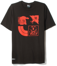 LRG X Star Wars Tree Stamp Tee, Black