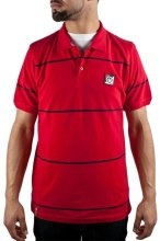 LRG Yachtsman Polo, Red
