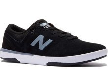 New Balance PJ Stratford 533 Shoes, Black Grey White