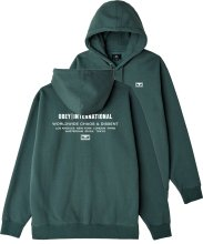 OBEY INTL Chaos & Dissent Hoodie, Alpine