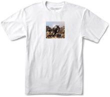 Primitive Apes Tee, White