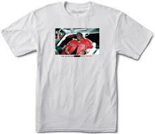 Primitive Biggie Cruisin Tee, White