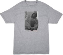 Primitive Biggie Stance Tee, Heather Grey