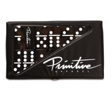Primitive Domino Set, Black