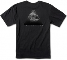 Primitive Elevate Light Weight Tee, Black Heather