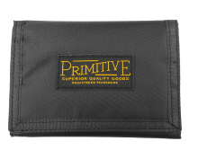 Primitive Homeroom Wallet, Black