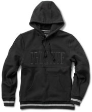 Primitive League Piped Hoodie, Black