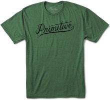 Primitive Murray Light Weight Tee, Mint Heather