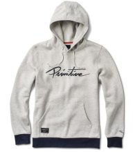 Primitive Nuevo Contrast Hoodie, Ice Heather