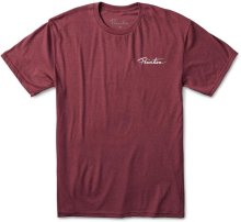 Primitive Nuevo Pennant Core Tee, Burgundy Heather