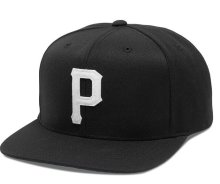 Primitive Slab P Snapback, Black White