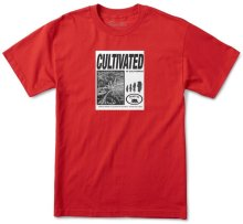 Primitive Vintage Ad Tee, Red