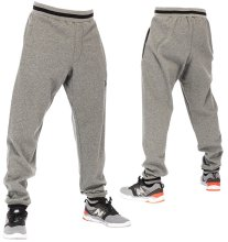 RDS All-Star Sweatpants, Heather Grey Black