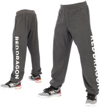 RDS Bitmap Sweatpants, Dark Heather