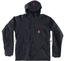 RDS Caliber Snow Jacket, Black