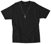 RDS Chained Tee, Black