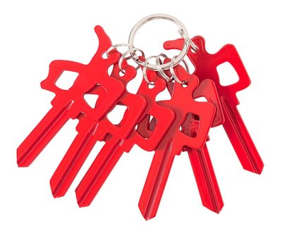RDS Chung Key Weiser, Red