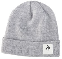 RDS Chung Square Beanie, Grey
