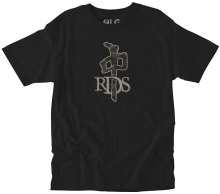 RDS Digicamo Tee, Black
