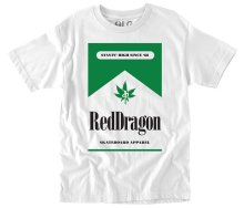 RDS Dragon Country Tee, White