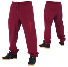 RDS Empire Sweatpants, Heather Maroon