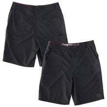 RDS Herringbone Hybird Boardwalk Shorts, Black
