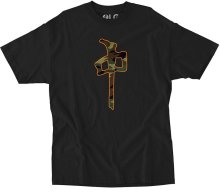 RDS Invisible Tee, Black