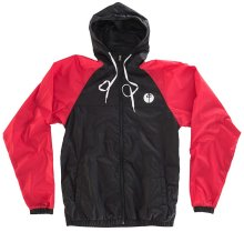RDS Jackson Jacket, Black Red