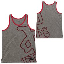 RDS Mass Tank, Speckled Grey Red
