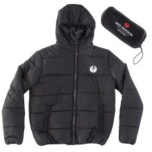 RDS Puffer Jacket, Black
