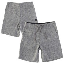 RDS Repeater Shorts, Heather Charcoal