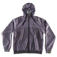RDS Throwback Jacket, Dark Heather