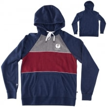 RDS Tricolour Hoodie, Heather Navy