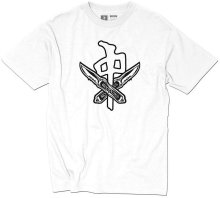 RDS X Wolfknives Tee, White