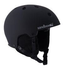 Sandbox Legend Snow Helmet, Black