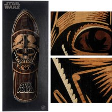 Santa Cruz x Star Wars Limited Edition Vader Inlay Deck