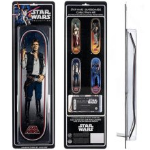 Santa Cruz x Star Wars Collector's Edition Han Solo Deck