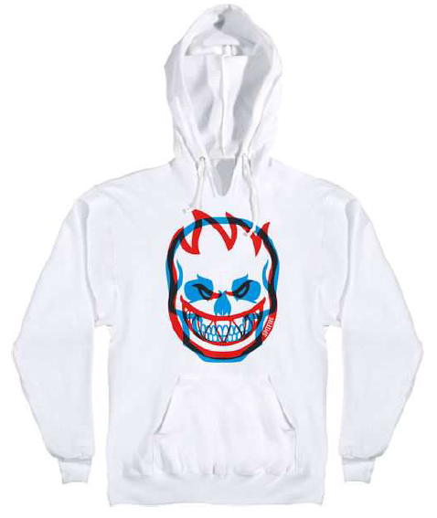 spitfire wax. spitfire ride or die hoodie, white wax