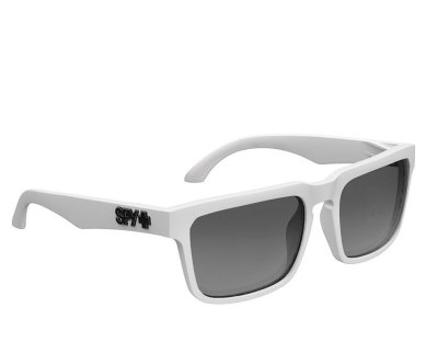 Spy Sunglasses Helm, Matt White