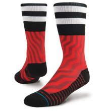 Stance Jord Socks, Red