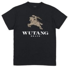 Wutang Brand LTD Wuberry Tee Black