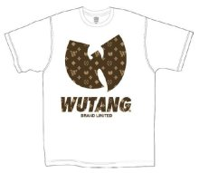 Wutang Brand LTD Monogram Tee, White